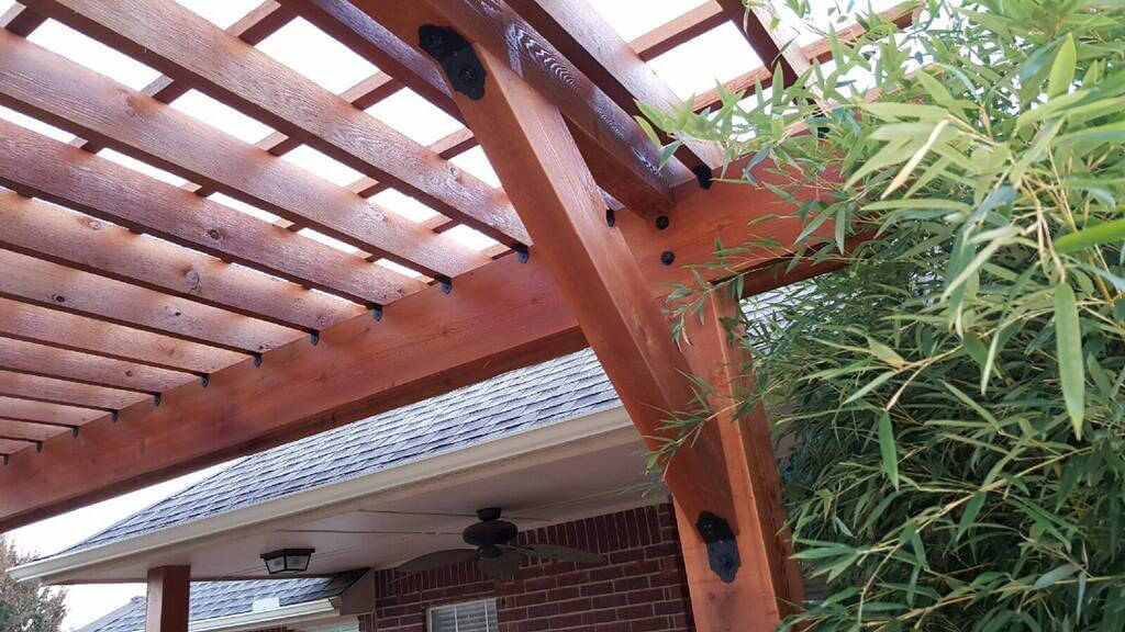 Pergola Ideas for the Front of the House Make the Most of Limited Space