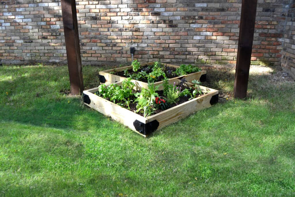 ozco-Raised Garden Bed Hardware: Choose the Right Type for a Long-Lasting, Attractive Bed
