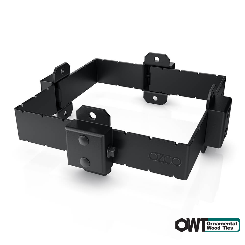 Ironwood 8x8 Post Band Connection - OZCO Building Products