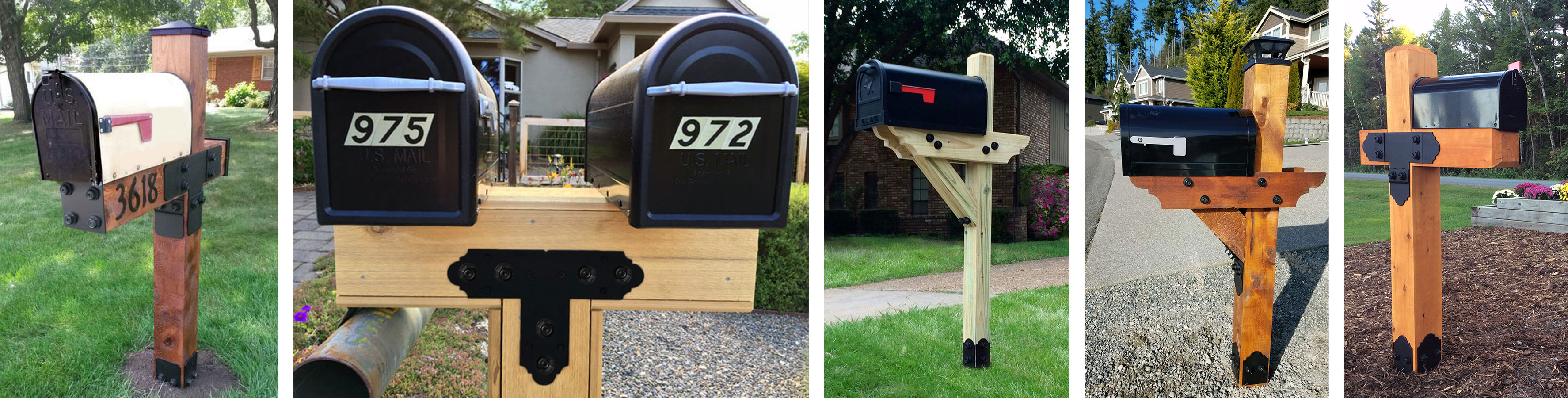 Mailbox Project Plans