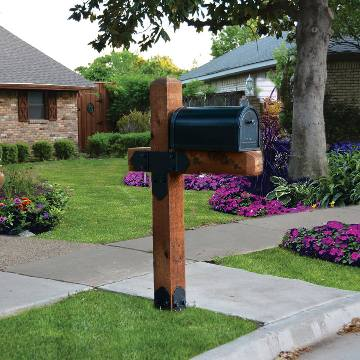 Project #110 Mailbox Project Plans