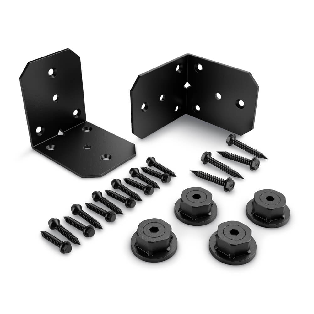 4″ Rafter Clips (2PK) – IW